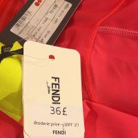 FENDI Sample Sale